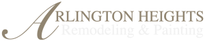 Arlington Heights Remodeling and Painting Logo