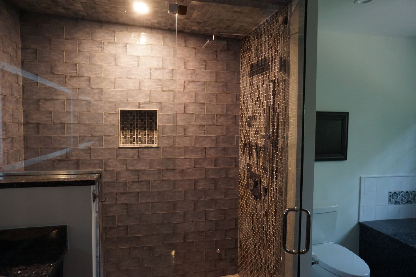 Bathroom Remodel Steam Shower Arlington Heights IL